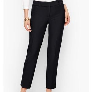 NWT Talbots Hampshire Ankle Pants